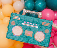 Totally rad 80's birthday party