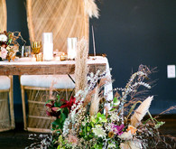 Boho-style urban wedding ideas in Austin, TX