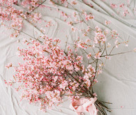 Cherry blossom bouquet