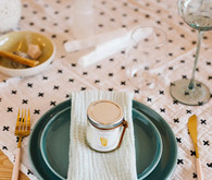 Modern pastel baby shower from RO & Co Events at Festoon