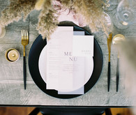 Black and white wedding ideas inspired by Greek Mythology