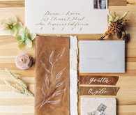Creative wedding invitation ideas