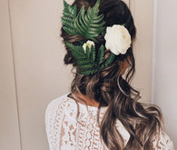 Bridal hairstyle ideas
