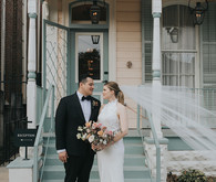 Hotel Peter & Paul wedding in New Orleans