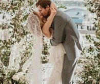 Cyd Morris of Stone Cold Fox wedding
