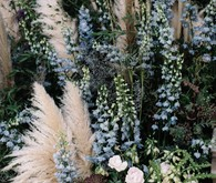 Pampas grass ceremony
