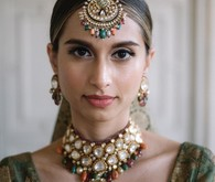 Hindu wedding fashion