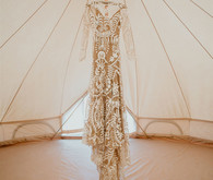 A unique adventurous glamping wedding at Black Rock