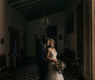 Elegant Spanish wedding