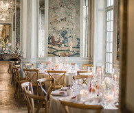 Elegant Parisian tablescape