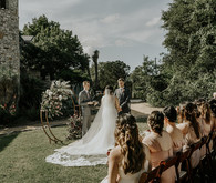 Romantic Austin wedding