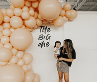 The Big ONE: A Notorious BIG 1st birthday party