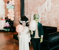 Kids Frankenstein costume