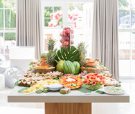 Grazing table idea