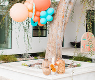 Balloon decor for party