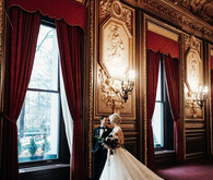 Metropolitan Club wedding