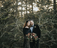 New Years Eve wedding in Victoria BC