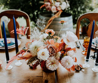 Gorgeous fall centerpiece ideas