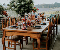 Gorgeous fall tablescape ideas