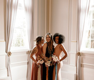 Fall bridesmaid dresses