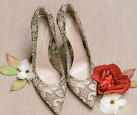 Fall wedding shoes