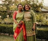 Two day Indian wedding at Villa Fabiani in Slovenia