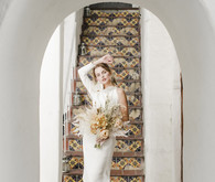 Moroccan inspired wedding at Korakia Pensione
