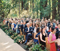 Redwoods wedding ceremony
