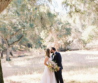 Colorful and elegant Santa Lucia Preserve wedding