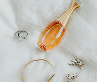 Chic bridal accessories