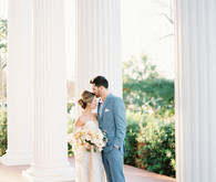 pastel spring wedding inspiration