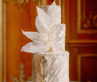 fine art wedding cake