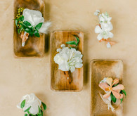Costa Rican wedding flowers