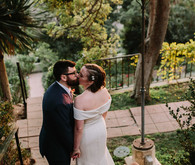 Hollywood wedding at The Paramour Estate