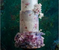 Fine art wedding cakes by Beata Tomasiewicz