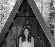 A-frame wedding