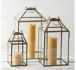 Terrain Anthropologie Lanterns