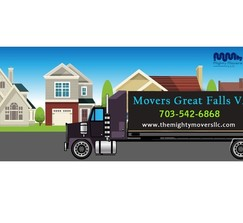 Movers Great Falls VA