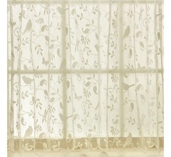10 Bird Pattern Lace Curtains