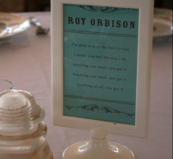 Table Name Frames