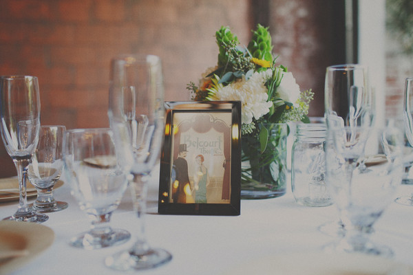 Real weddings and wedding inspiration ideas glass
