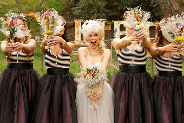 Real Weddings and Wedding Inspiration Ideas | Dried Flowers Bridal ...