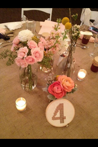 Real weddings and wedding inspiration ideas 5 different for Different types of wedding decorations