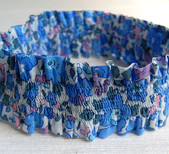 Liberty of London garter by the Purl Bee