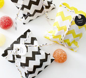 Divine Twine & Bitty Bag favors