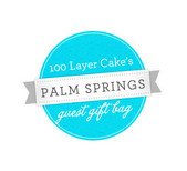 Palm Springs guest tote
