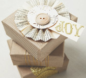 Holiday gift packaging