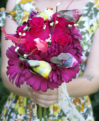 Vintage Wedding Bouquets by Elsie