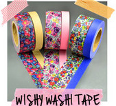 Wishy Washi Tape