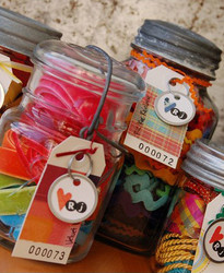 The Ribbon Jar